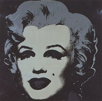 marilyn monroe (marilyn), [ii.24] by andy warhol